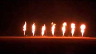 Fire Machine Piromusical