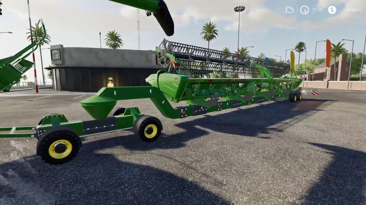 Farming Simulator 19 | Mod Showcase - Extremo 1300 | Header Trailer