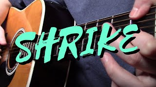 Hozier - Shrike (Instrumental Guitar Cover)