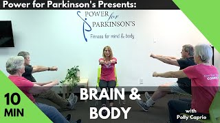 Brain & Body Short Sequence - Power for Parkinson's