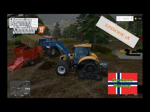 Farming Simulator 2015 Southern Norway Episode 18