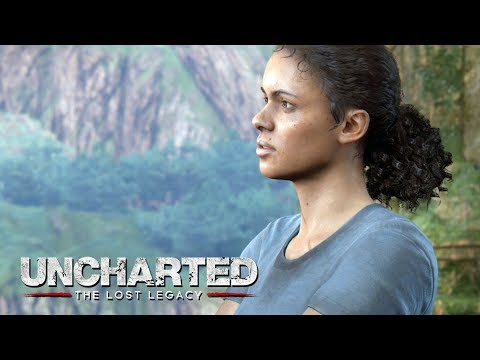 UNCHARTED THE LOST LEGACY #6 - POR ONDE SEGUIR?! (PS4 Pro Gameplay Português PT-BR)