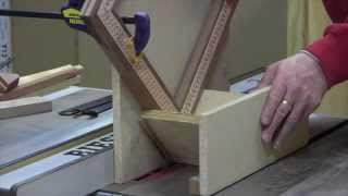 Woodworking - Spline Miter Joint Basics