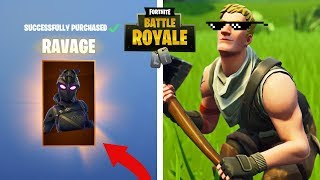 WE MEET FORTNITES BEST PLAYER & NEW LEGENDARY RAVAGE SKIN! FORTNITE IN ENGLISH!