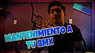 TUTORIAL/ COMO QUITAR EL RUIDO A TU BMX