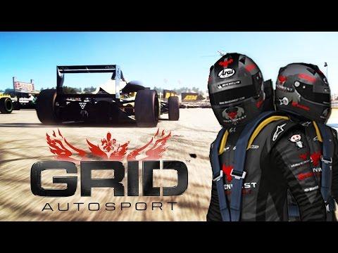 #1 Zagrajmy w GRID: Autosport (Let's Play) - Pierwsze wrażenia - Polski Gameplay (Dubbing)