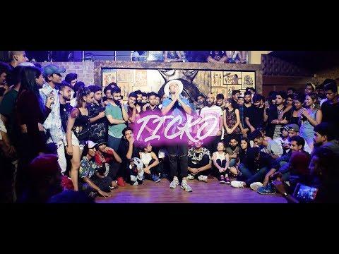 Jaadu Hai Nasha Hai - DANCE | Poppin Ticko
