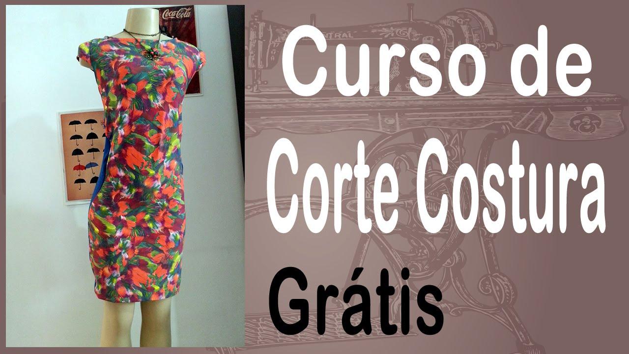 Corte e costura passo a passo vestido tubinho bicolor for Curso de interiorismo gratis