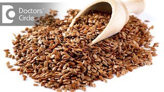Should one consume flax seeds raw or roasted for PCOS? - Ms. Sushma Jaiswal