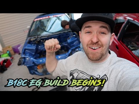 Honda Diaries Season 2 Episode 1 – B18C Civic EG Project