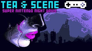 A Super Nintendo Night Drive with SmokeMonster | Demoscene