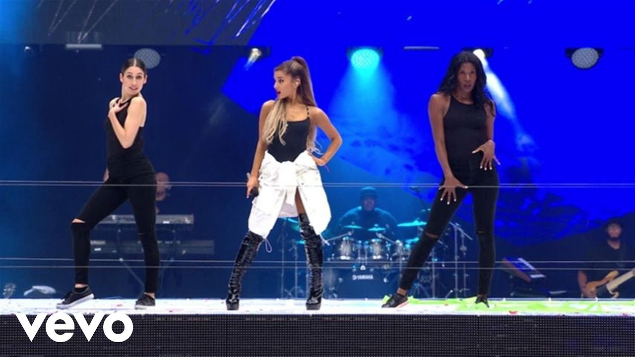 Ariana Grande - Greedy (Live At Capitals Summertime Ball 2016)