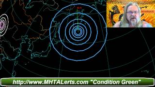 Earthquake ALert 6.1 Kuril Islands USGS Data March 24 2013