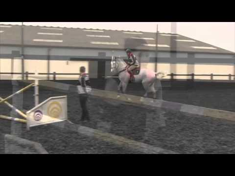 Showjumping - Tim Stockdale on Turning - 2012