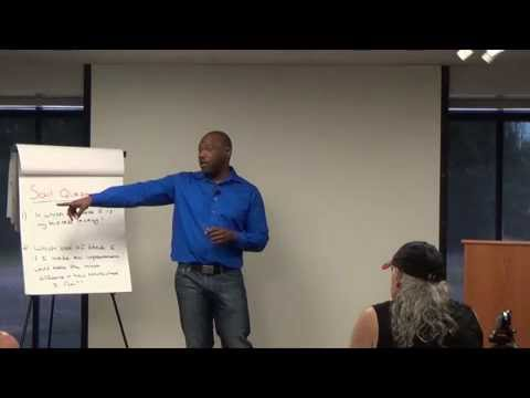 "Jerome Braggs:  ""The 5 Ingredients for a Soul-Nourishing Business"""
