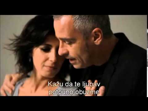 Eros Ramazzotti & Giorgia - Inevitabile lyrics on serbian
