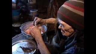 Слепоглухонемая бабушка из хутора Большая Дмитровка