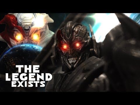 The Legend Exists: A Transformers Story (The Last Knight Prequel)
