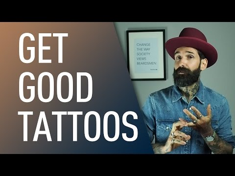 How to Find the Right Tattoo Artist | Carlos Costa