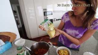 What I Eat In A Day as a Vegan: DAY 4 (Vitamin B12 lunch)