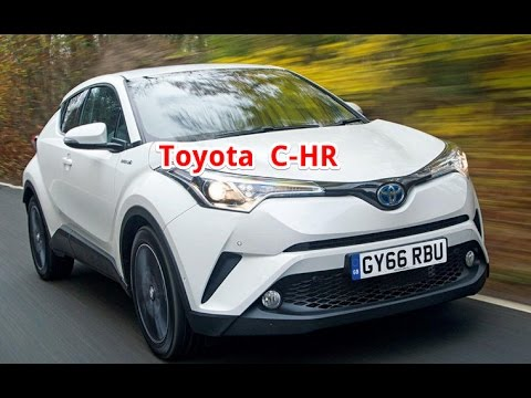 toyota chr 2017 - toyota c-hr 2017 review interior - car news review