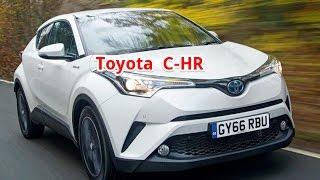 Toyota CHR 2017 - Toyota C-HR 2017 Review Interior -  Car News Review