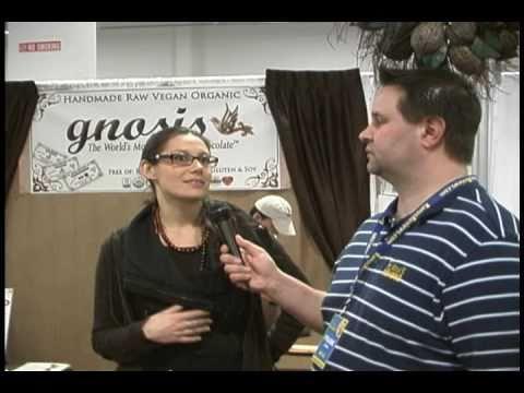 2011 Chocolate World Expo: Gnosis Chocolate's Vanessa Barg