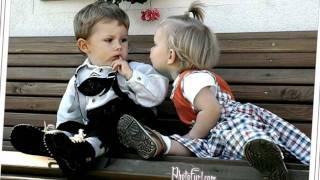 Bliss Kissing Instrumental (Video for the Children)