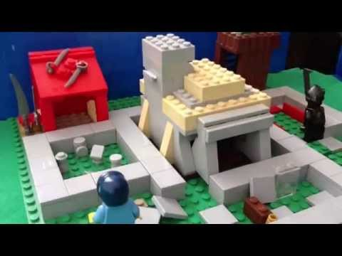 Lego Clash Of Clans: Tale Of A Top Player