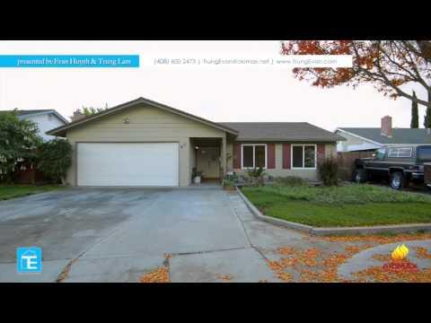 415 Fenton St, San Jose, CA 95127 – Listed $618,000