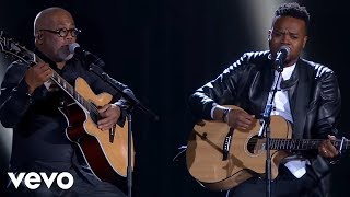 Travis Greene 2017 Stellar Award Performance feat Israel Houghton Jonathan McReynolds