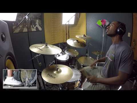 James Brown Funky Drum Beat