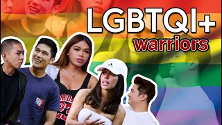 A day with some of today's LGBTQI+ Warriors