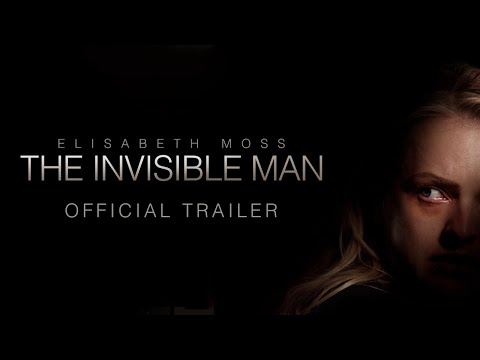 Kinard - New Invisible Man Movie and It's a Thriller