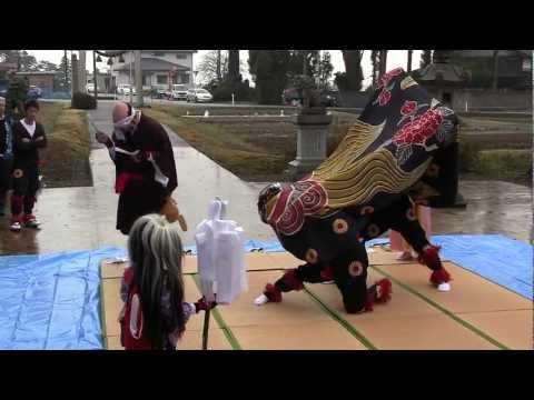 横樋獅子舞保存会1-富山市横樋,Toyama,Japan