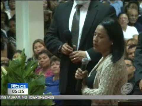 Tabernáculo Bíblico Bautista Despidió A Su Pastor General