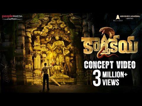 Karthikeya 2 Movie Launch Concept Video | Nikhil Siddharth | Chandu Mondeti