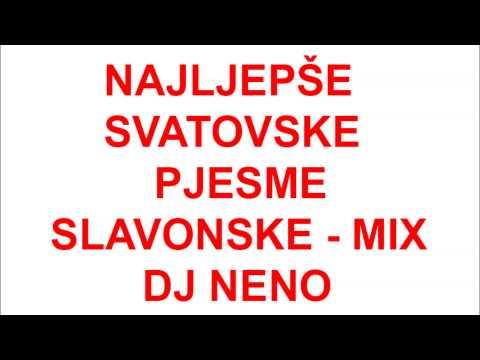 Svadbene - svatovske pjesme Slavonske MIX