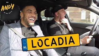 Bij Andy in de auto - Locadia