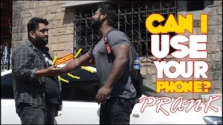 Phone Call Prank | Police Mein Number Dena | Part 2 | Rajan On The Rocks