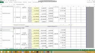 01 Формирование Шаблона Баланс ПС и заполнение листа Показания (сч-ков0