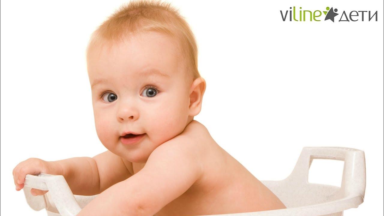 Как правильно купать и подмывать новорожденную девочку