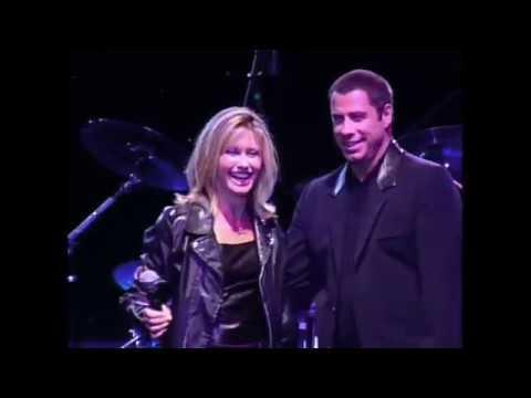OLIVIA NEWTON JOHN and JOHN TRAVOLTA perform YOU'RE THE ONE THAT I WANT mp3