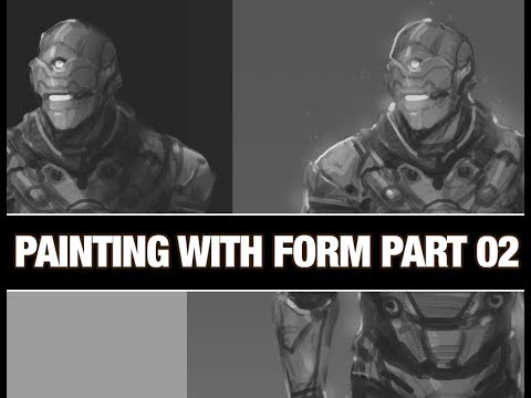 Painting with Form Part 2