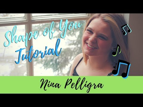 TUTORIAL: Shape Of You A Cappella Looper Cover