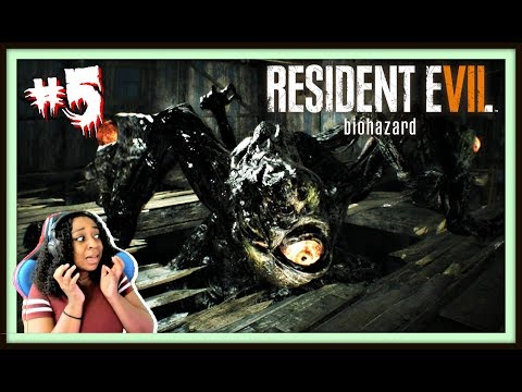 I'M NOT YOUR MAMA!!! | RESIDENT EVIL 7: BIOHAZARD EPISODE 5 GAMEPLAY!!!