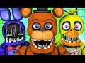 Five Nights at Freddy's Song (FNAF 2 SFM 4K Withered)(Ocular Remix)