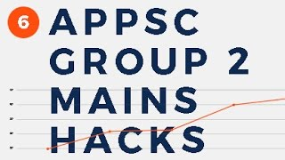 AP History || 2017 Previous Questions Analysis || APPSC Group 2 Mains Hacks