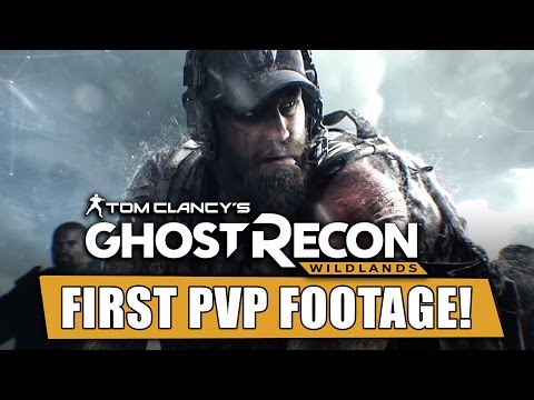 FIRST LOOK at PVP Multiplayer Gameplay! - Ghost Recon Wildlands Post-Launch DLC Trailer