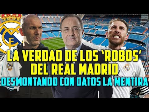 EL MADRID 'ROBA'